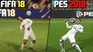 Videos of FIFA 18 - Miniplay com