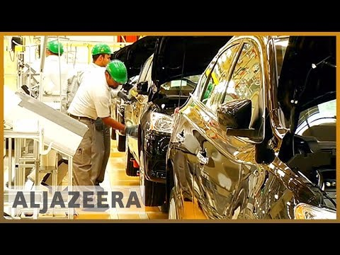 Trade war danger: IMF warns of global recession | Al Jazeera English