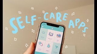 🔅apps for self-care!🔅