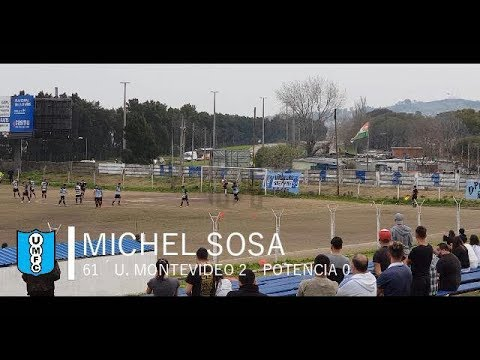 Uruguay Montevideo 3 - IA Potencia 0 - Fecha n° 12