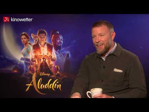 Interview Guy Ritchie ALADDIN