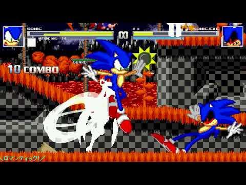 AN Mugen Request #1294: Sonic & Hatsune Miku VS Sonic.exe