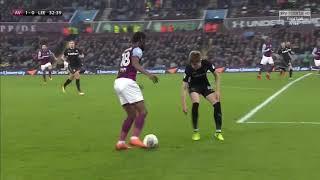 Aston Villa 1-0 Leeds 13/04/18 : Tom Pearce