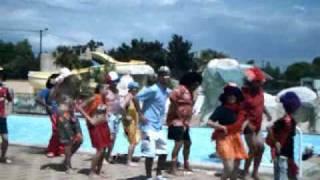 Danse des Campings CHADOTEL - Es dia de fiesta - FRANCE