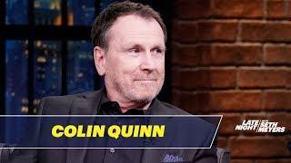 Colin Quinn Explains How the Seven Deadly Sins Manifest in Social Media