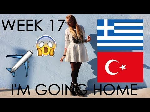 THE LAST ONE (week 17) | My Life in Greece VLOG