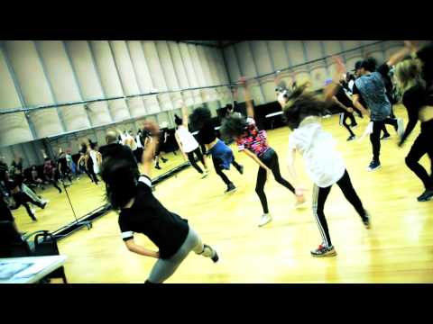 JANET Unbreakable World Tour Auditions