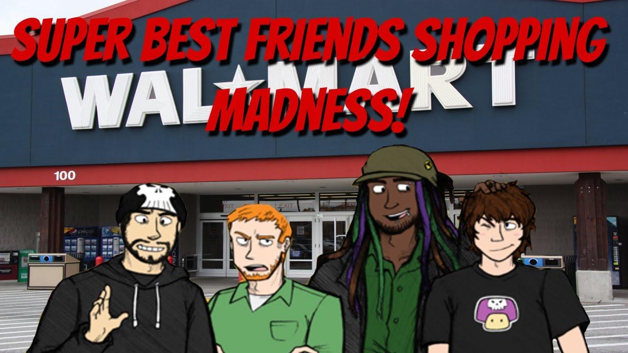 Super Best Friends Shopping MADNESS!