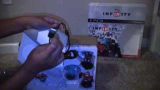 Disney Infinity Game Unboxing - Starter Pack for PlayStation 3