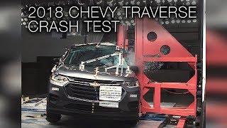 Chevrolet Traverse (2018) Side Pole Crash Test