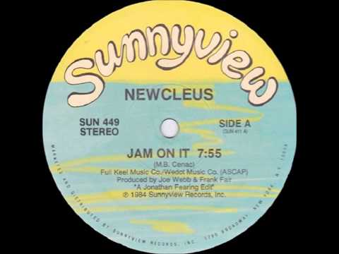 Newcleus - Jam On It (1984)