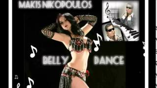 makis nikopoulos belly dance unofficial song 2014