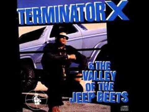 TERMINATOR X-  04 Juvenile Delinquintz - Juvenile Delinquintz
