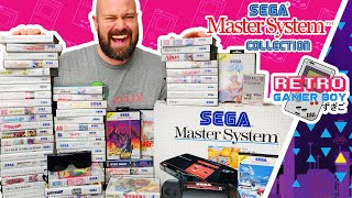 Master System Collection T๐ur 2020