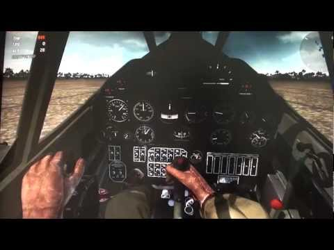 War Thunder P-40e1 Kittyhawk