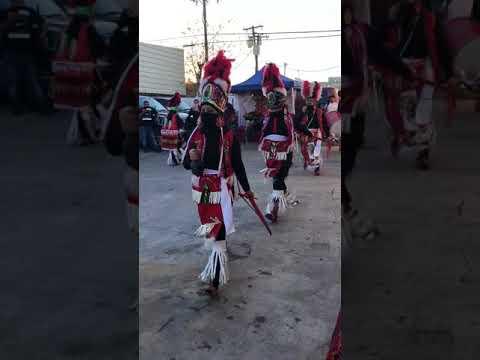 El día de la Virgen de Guadalupe G-Land Tx 2017