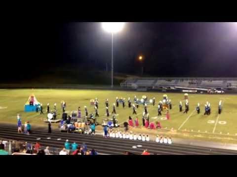 North Laurel High School Marching Band 2016