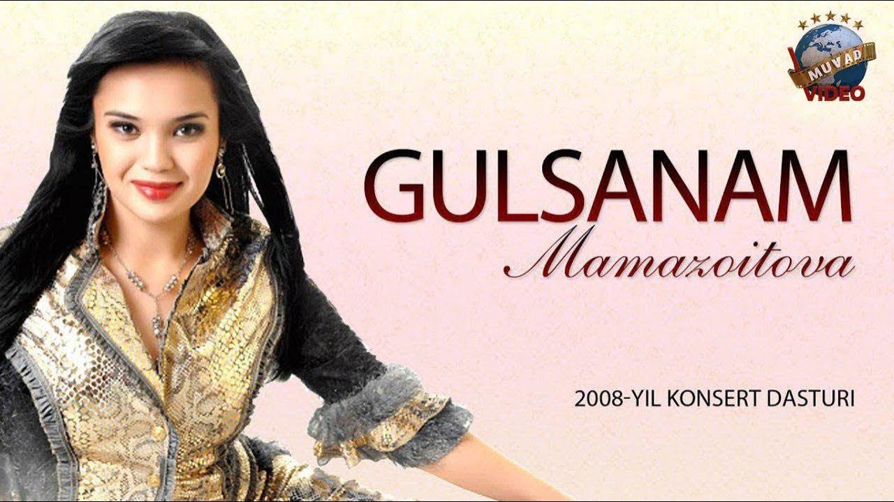 Gulsanam Mamazoitova - 2008 yil konsert dasturi