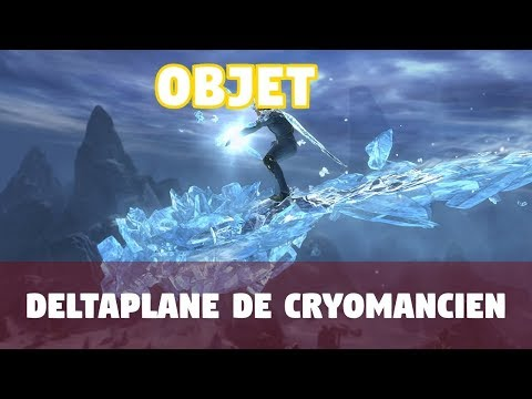 Guild Wars 2 : Deltaplane de Cryomancien thumbnail