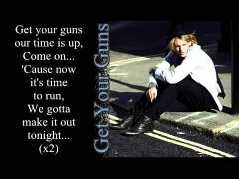 Get Your Guns  Jamie Campbell Bower & The Darling Buds s