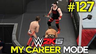 "WWE 2K15 My Career Mode - Ep. 127 - ""THREE WAY DANCE!"" [WWE MyCareer XBOX ONE / PS4 Part 127]"