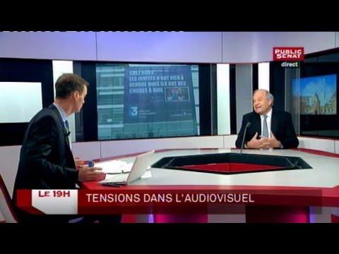 Invités : Michel Boyon et François Marc - Le 19H (13/12/2012)