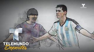 La historia de un chico que hoy es un gigante: Lionel Messi | Copa Mundial FIFA Rusia 2018