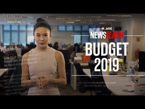 Newsflash tax? What's with Malaysia's 2019 budget? | NEWSFLASH - Belanjawan 2019