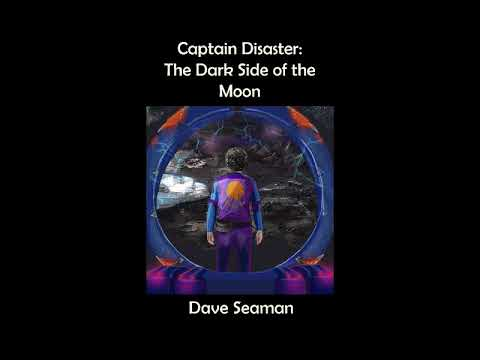 Captain Disaster in  The Dark Side of the Moon   eBook trailer