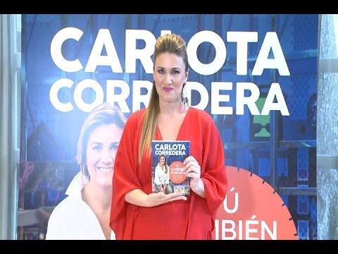 """Carlota Corredera: """"Mi hija Alba es mi talismán"""""""