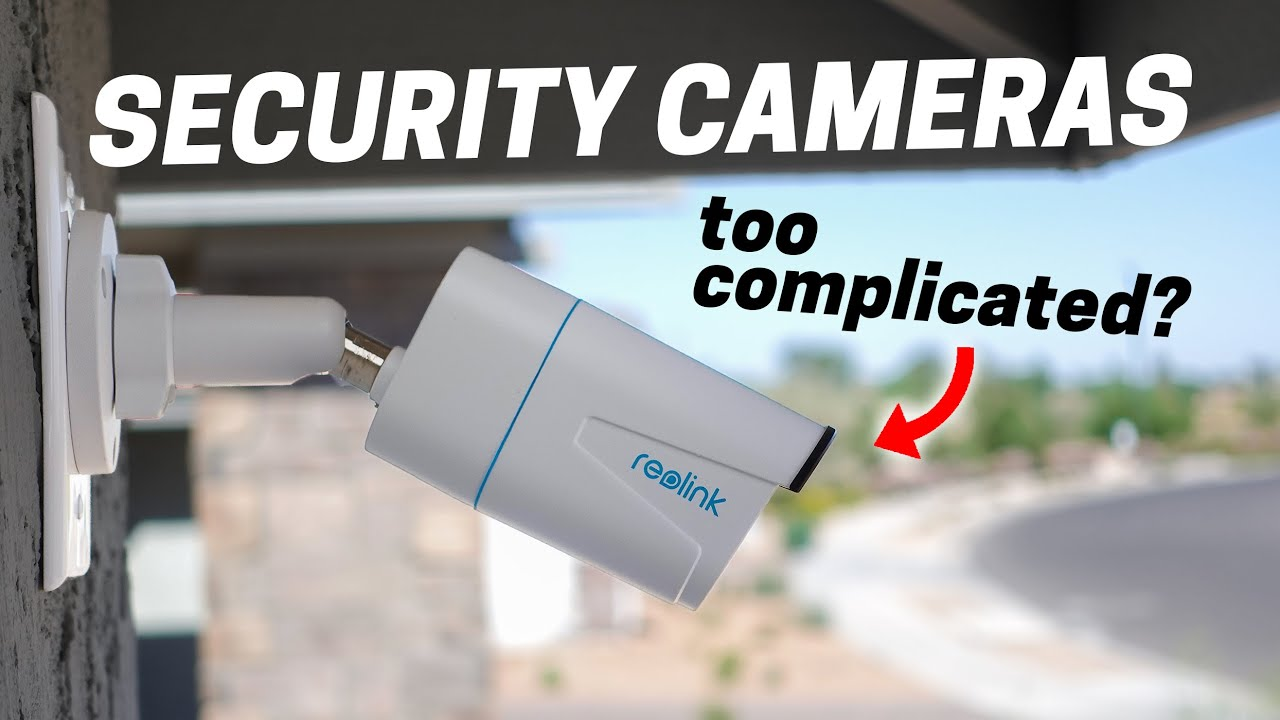 Security Cameras Simplified: Wired vs Wireless