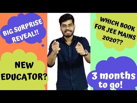 big-surprise-reveal-|-new-mathematics-faculty-|-best-book-for-jee-mains-2020-|-highly-motivational-|