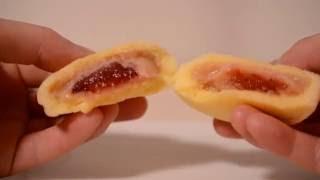 Strawberry custard cake 蔵いちご 旭川のお菓子