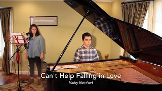 Can't Help Falling in Love - Andrew Nickerson ft. Ellie Ransdell