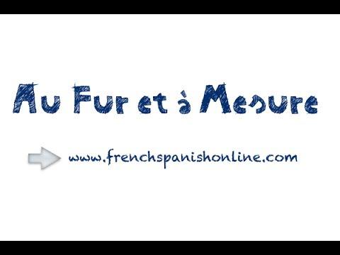 Au Fur et à Mesure: French Expression Explained