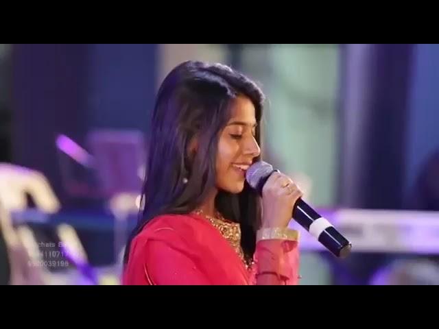 Aalayamaniyin osaiyai | Msv Tribute | by Priyanka | Old melody song | Lyrics Tamil