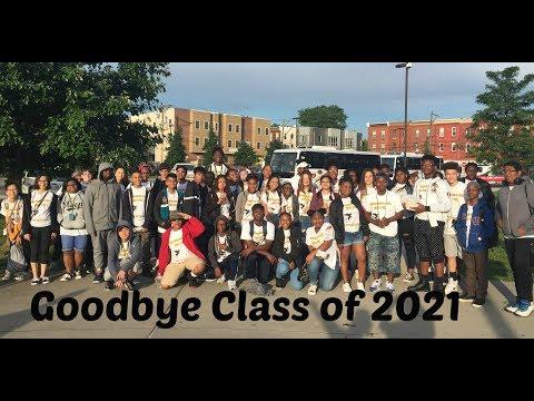 Carver E&S 2021 Graduation
