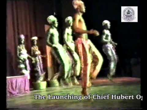 Fisherman Dance By National Troupe Of Nigeria