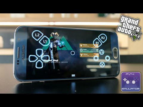 Download PS4 Emulator For Android || Play GTA 5 On PS4 Emulator Android || With Gameplay Proof