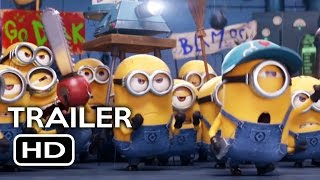 Despicable Me 3 Trailer #2 (2017) Steve Carell Animated Movie HD
