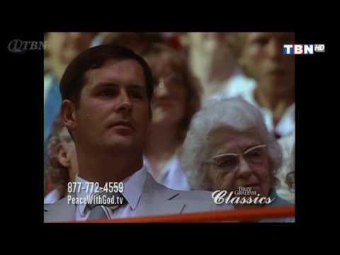 Billy Graham Boise ID 1982