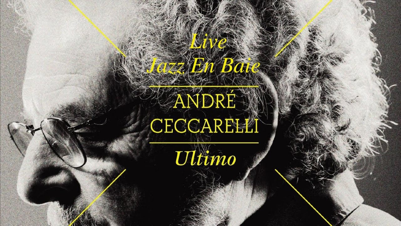 André Ceccarelli - Ultimo - Live @ Jazz En Baie