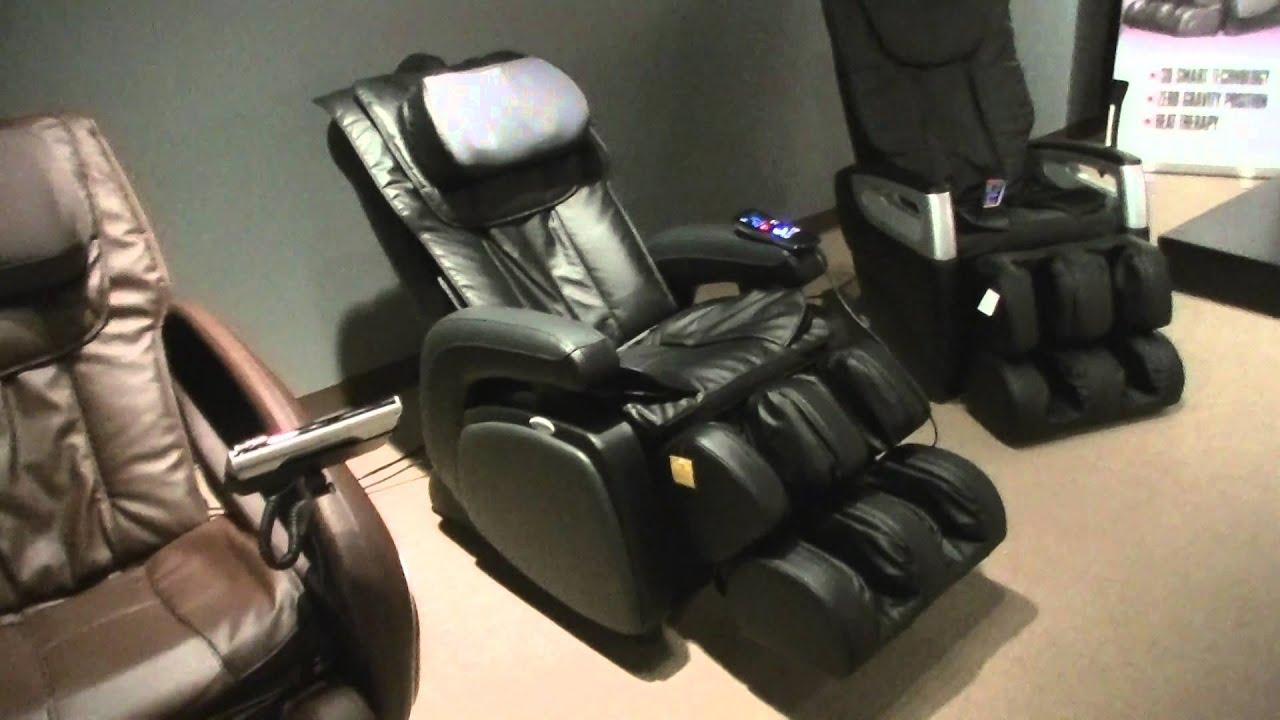 Cozzia 16028 Massage Chair At Las Vegas Market Youtube