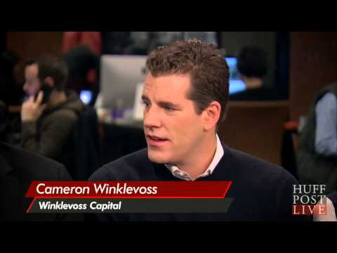 The Winklevoss Twins Talk About Their Start Up Company - YouTube