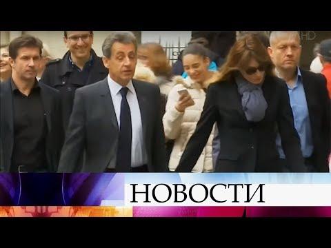 Экс-президент Франции Николя Саркози задержан в рамках расследования дела о коррупции.