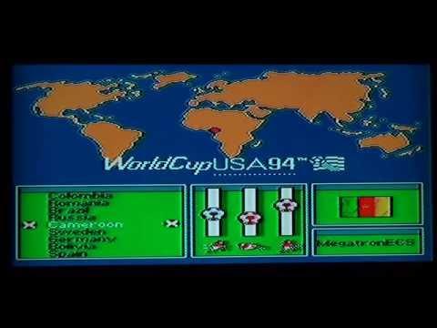 World Cup USA '94 SNES Playthrough