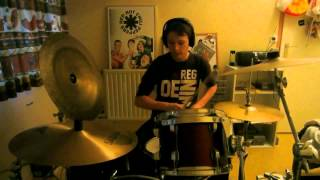 Red Hot Chili Peppers - Factory of Faith - Drumcover [HD] Thumbnail