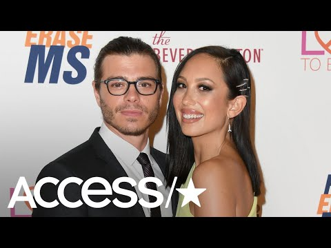 Cheryl Burke Is Engaged To Matthew Lawrence!  Access