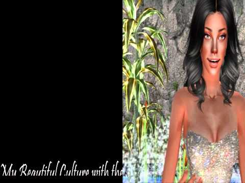 MISS BARBADOS FOR MISS VIDEOGENIC SIM GLOBE 2011