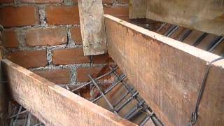 Full video encofrado de escalera caracol for Construccion de escaleras de concreto armado